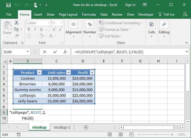 How To Do A Vlookup The Ultimate Guide Deskbright