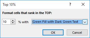 Top 10% dialogue
