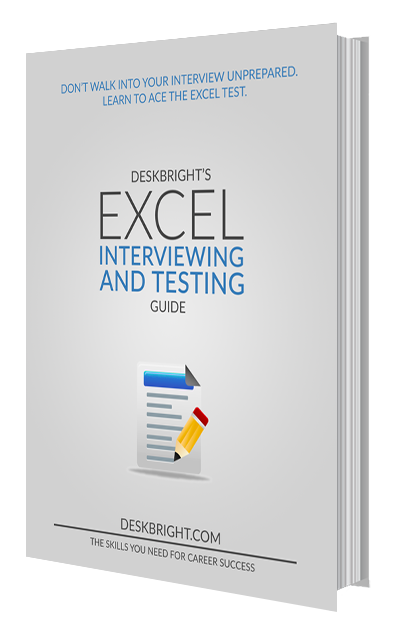Excel Interviewing and Testing Guide
