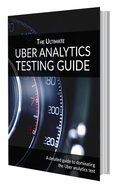 Uber analytics guide cover